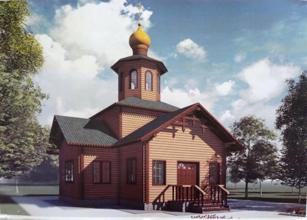 Заставка для - Строительство православного Храма